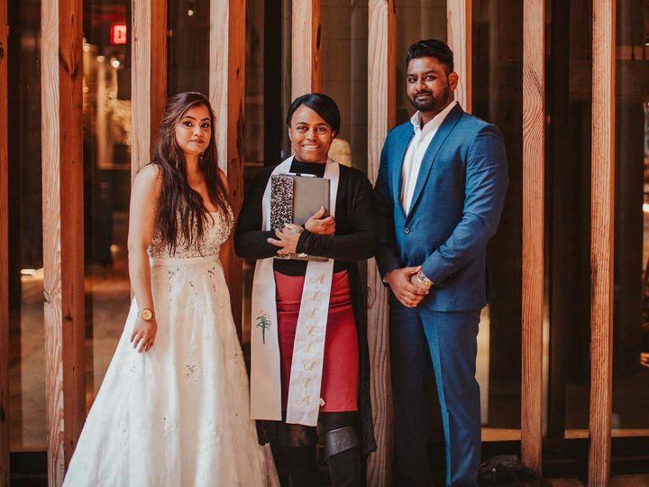Tmx Ajay And Tamannas Wedding Photo 51 991566 1557588851 Staten Island, New York wedding officiant