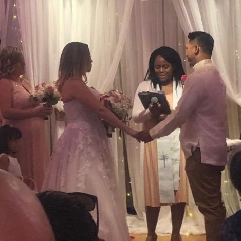 Tmx Amy And Manny Wedding Ceremony 51 991566 1561307923 Staten Island, New York wedding officiant