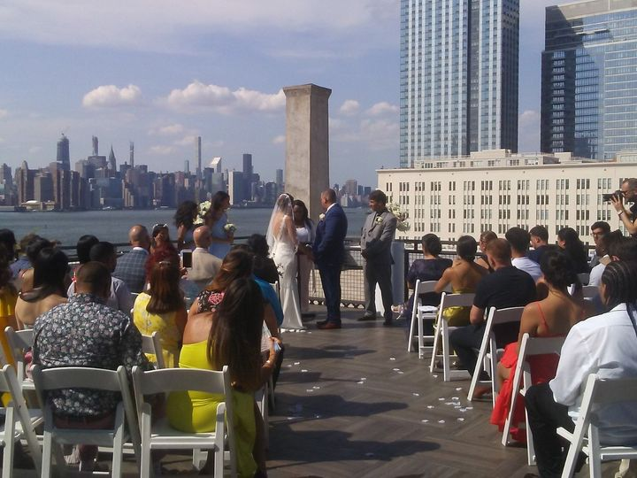 Tmx Anthony And Margarita Wedding Ceremony 51 991566 1563679470 Staten Island, New York wedding officiant