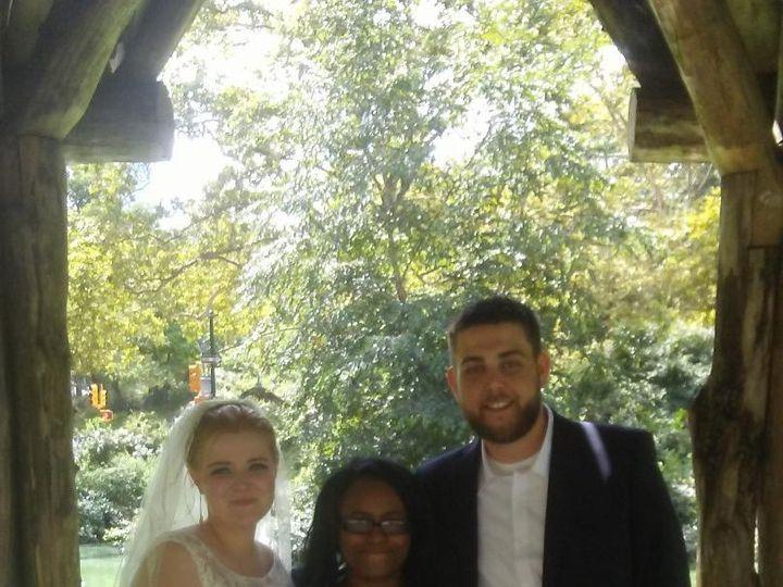 Tmx Louise And Lewis Wedding Photo 51 991566 1566245160 Staten Island, New York wedding officiant