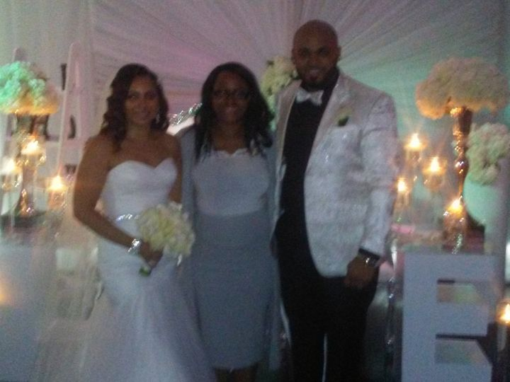 Tmx Travis And Denise Wedding Ceremony 51 991566 1563678281 Staten Island, New York wedding officiant