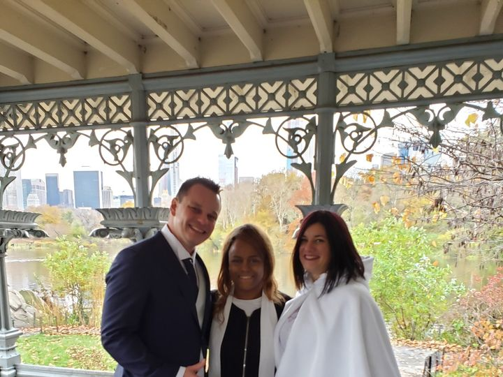 Tmx Wedding Ceremony For Charly And Aurelie 51 991566 Staten Island, New York wedding officiant