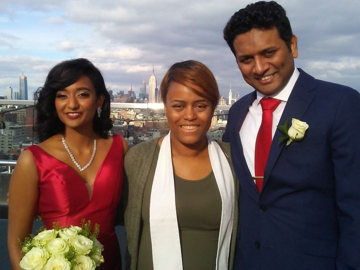 Tmx Wedding Ceremony For Wimansha And Sanduni 51 991566 Staten Island, New York wedding officiant
