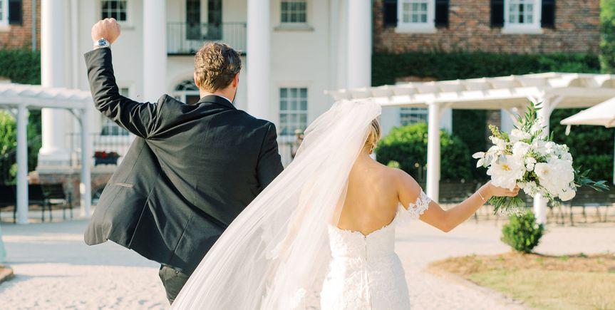 Just Married feeling