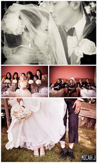 Jen + Daniel Wedding || Torrance Marriott South Bay || Norris Pavilion Palos Verdes || Micah J...