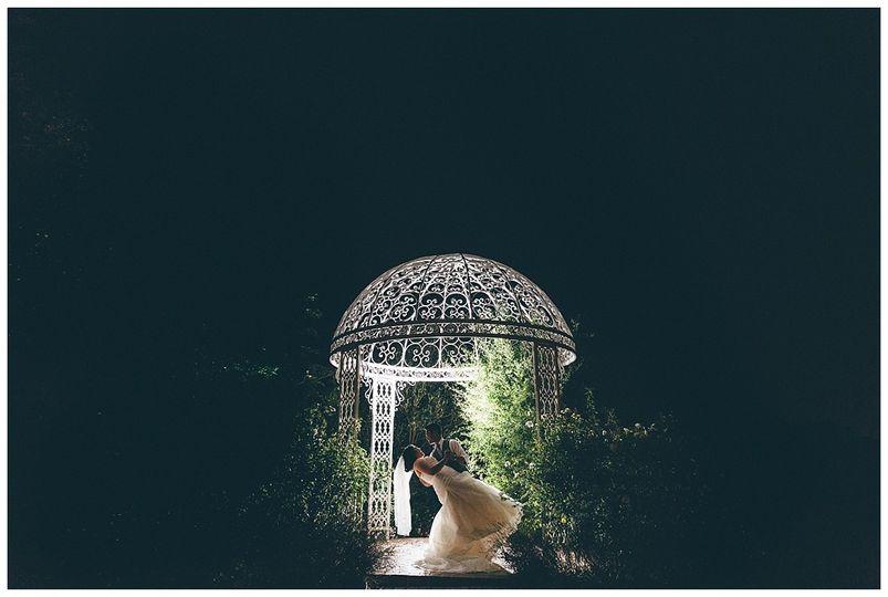 south coast botanic garden wedding lyzette and jos