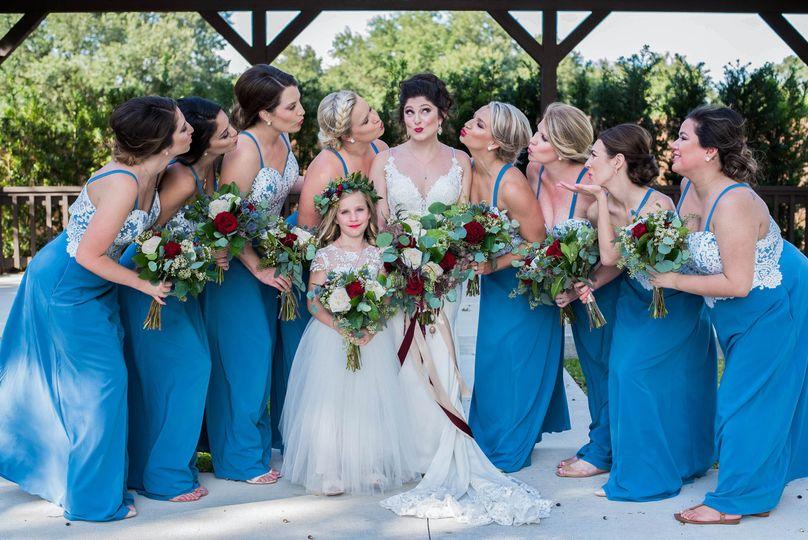 Bridal oaks