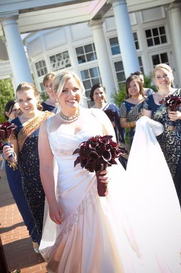 The bride | Stephanie Hogue Photography