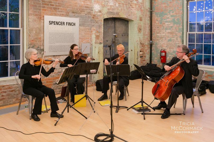 Quartet at MASS MoCA