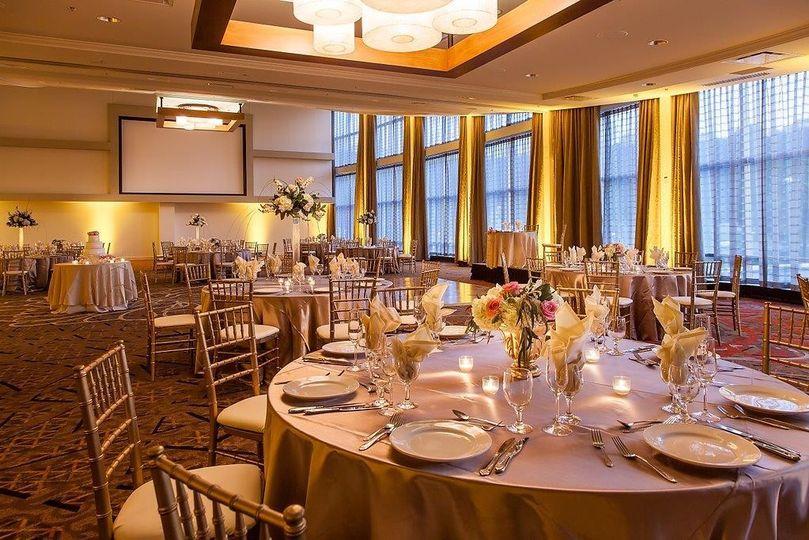 Wyndham Grand Pittsburgh - Venue - Pittsburgh, PA - WeddingWire