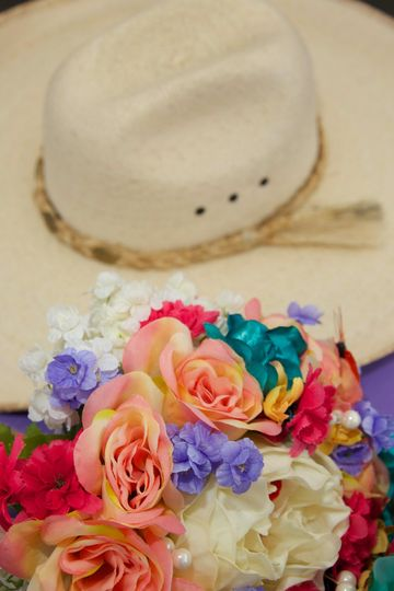 Cowgirl Bride Holman Ranch