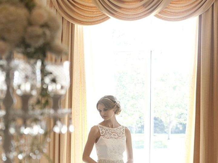 Tmx 1490204247 D0f3db298d34d614 Bride By Ballroom Window Photo WeddingExample01 Johnston, Iowa wedding venue