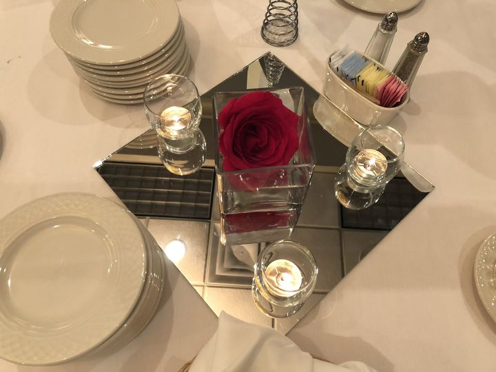 Tmx Table Centerpiece With Floating Flower 51 575566 160330276777520 Johnston, Iowa wedding venue