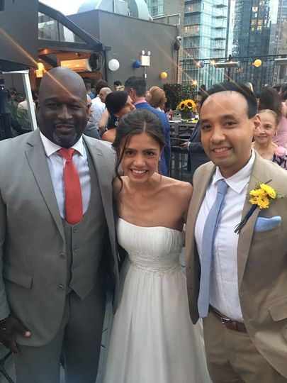 Bride Elisha & Groom Erik Ortiz