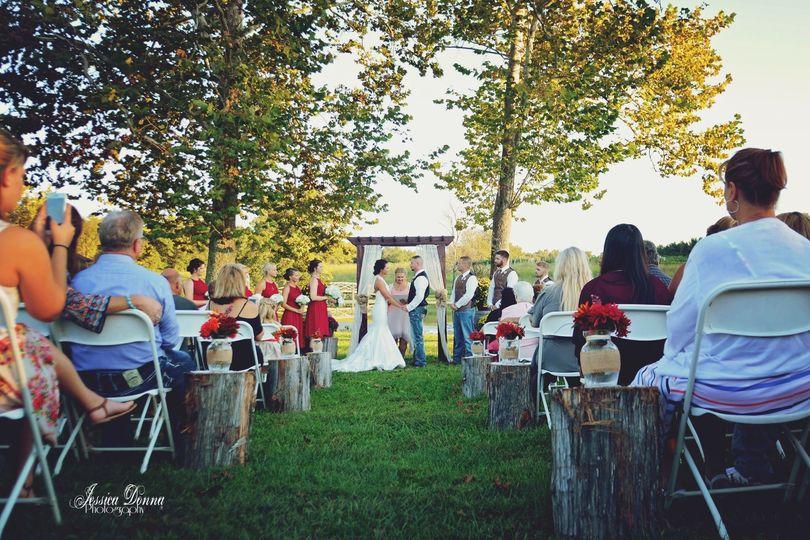 Ceremony Lakeside
