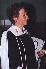 Rev. Patricia Wagner