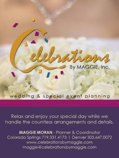 Celebrations by Maggie