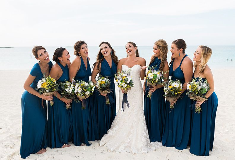 allure bridebridesmaids