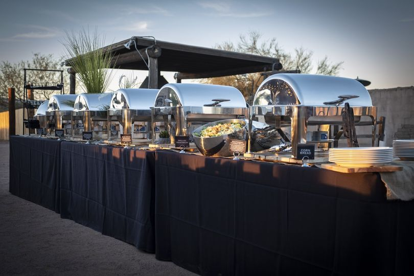 Ft McDowell corporate event