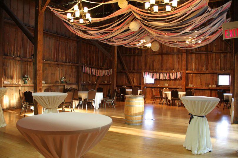 Hoosier Grove Barn - Venue - Streamwood, IL - WeddingWire