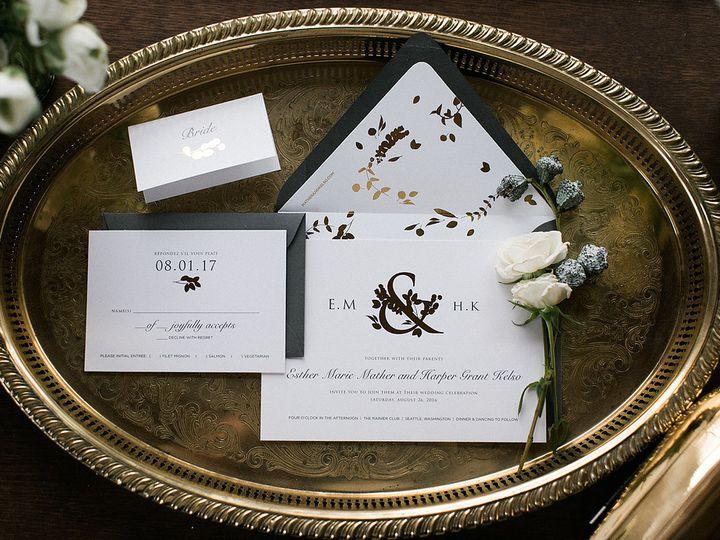 Tmx 1502216856094 Styled Shoot Bellevue wedding invitation