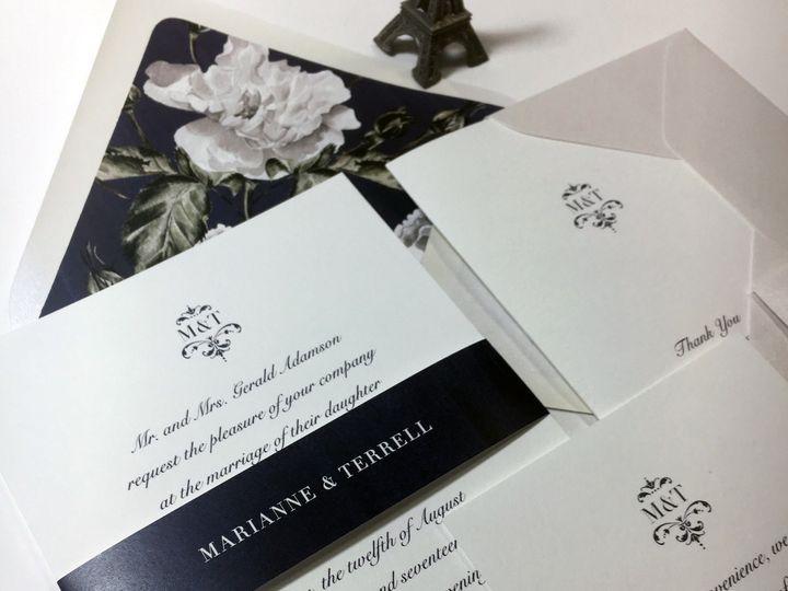 Tmx 1502216894044 For Wedding Wire 1 Bellevue wedding invitation