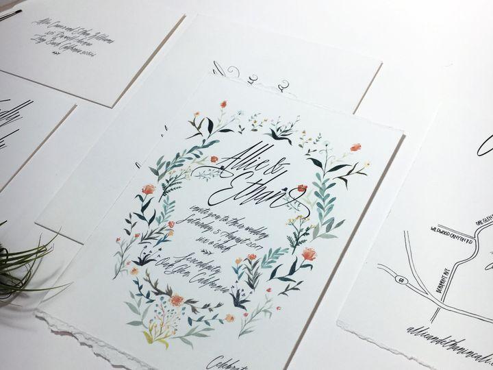 Tmx 1502217458713 Wedding Wire 6 Bellevue wedding invitation