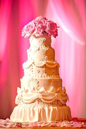 Fondant Glam Cake