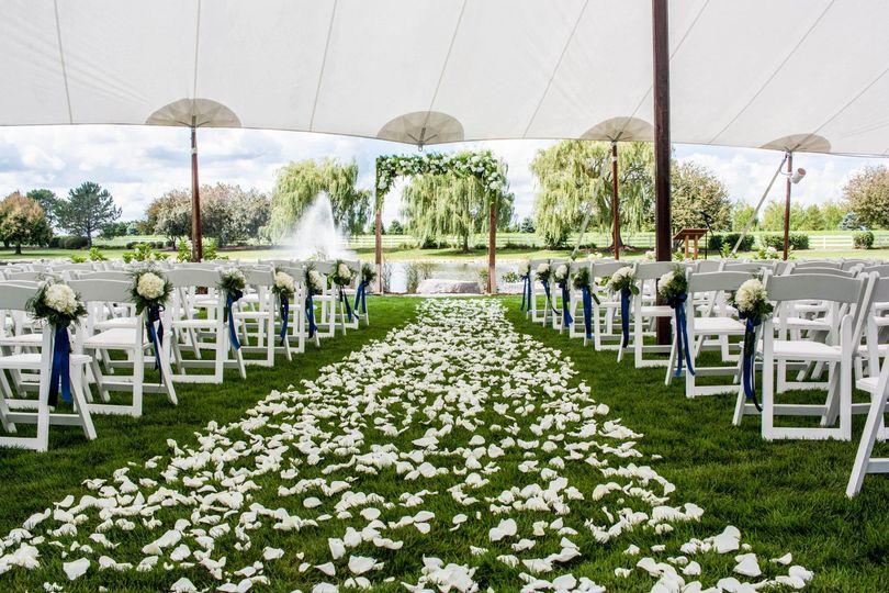 Aisle Runners and Decor