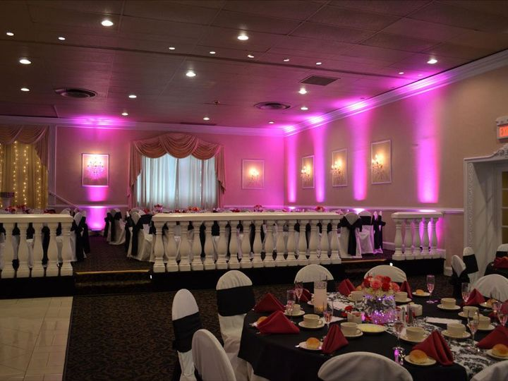 Tmx 1346732853716 LEDUplighting1 Uniondale wedding dj