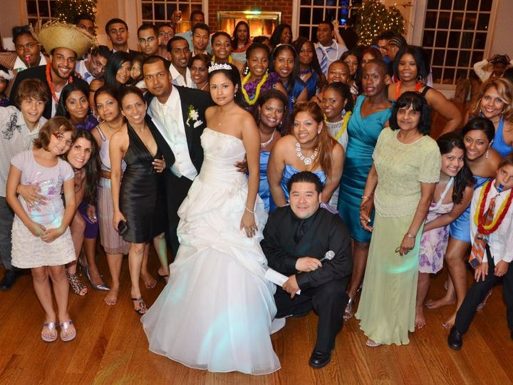 Tmx 1346824145530 GroupShot2 Uniondale wedding dj