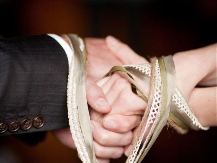 Tmx 1414618584493 Handfastingceremonyphoto Holly wedding officiant