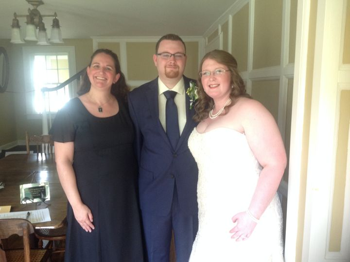 Tmx 1439153705943 Img0044 Holly wedding officiant