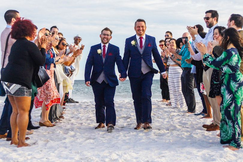 Panama City Beach Weddings