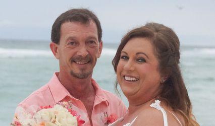 Simple Beach Wedding 1