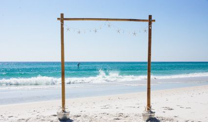 Simple Beach Wedding 3