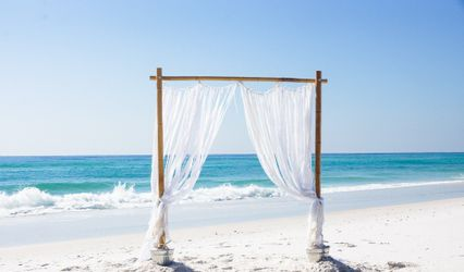 Simple Beach Wedding 2