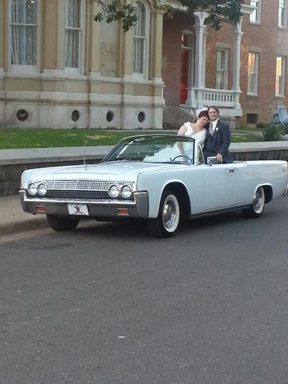 Memphis Classic Wedding Car - Transportation - Memphis, TN - WeddingWire