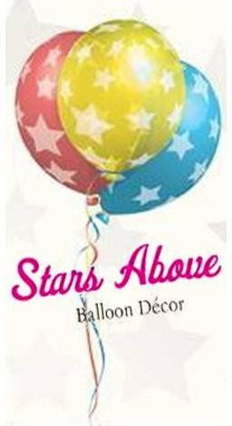 Stars Above Balloon Decor