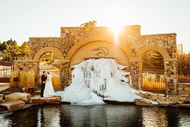 Ice Fountain  Love