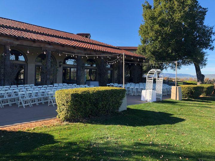Tmx Cermony 3 51 16666 1557008017 Hollister, CA wedding venue