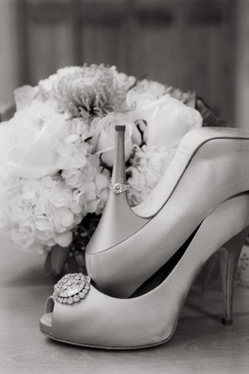 Photography by The Studio. Gorgeous wedding day shoes