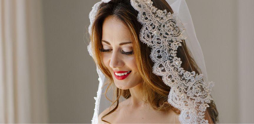 Anka Hermosa Novia desde Rumania