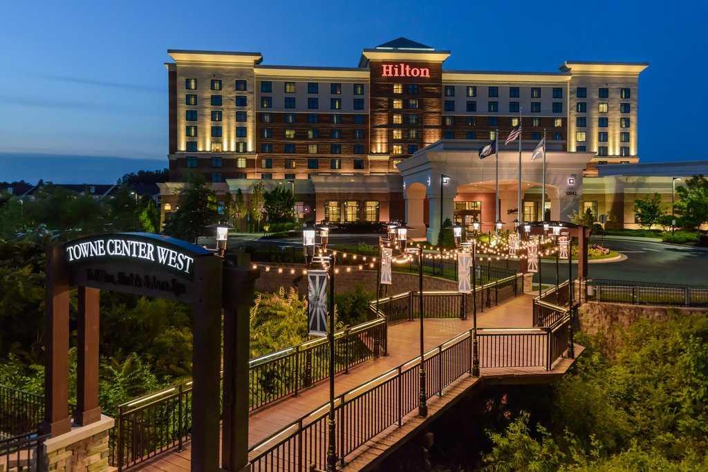 Hilton Richmond Hotel and Spa at Short Pump
