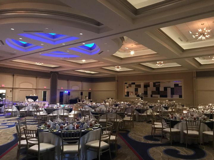 Our Beautiful Ballroom