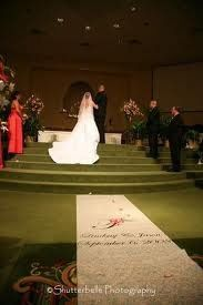 Dress up your aisle runner and take your photographs to the next level with an Uppercase Living...