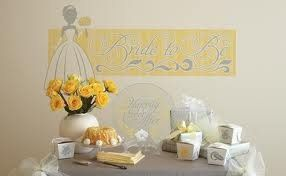 Bridal showers can jump to new heights thanks to expressions from Uppercase Living.