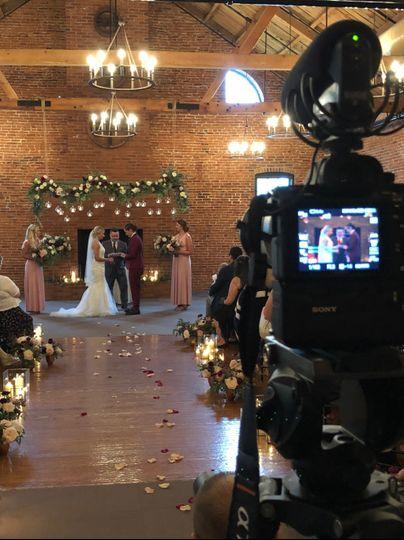 Wedding of Jillian and Pamela
