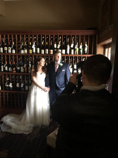 Wedding of Megan and Aaron