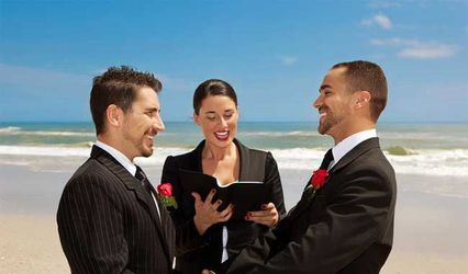 Gay Weddings Spain by Paradise Event Productions